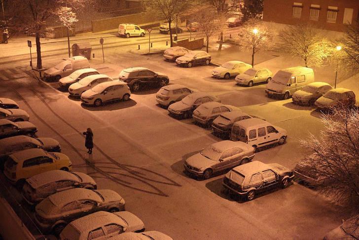 Preparado el dispositivo del Plan de Nevadas ante la posibilidad de que nieve esta madrugada