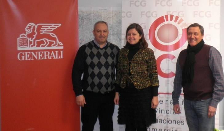 FCG firma un convenio de colaboración con Generali Seguro a través de Segudat Inversiones y con el sindicato CSIF