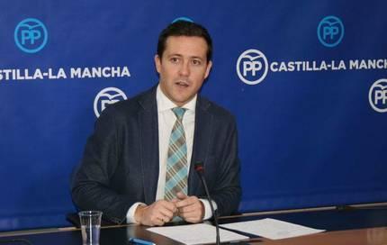 """Velázquez: """"Los presupuestos de Page y Podemos están hechos desde el odio, el rencor y el revanchismo"""""""