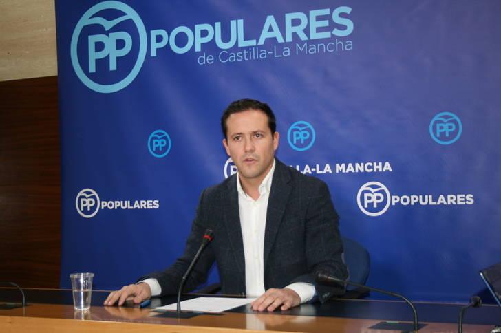 El PP denuncia que Page no asume su responsabilidad ante los 132.000 castellano-manchegos que están en lista de espera