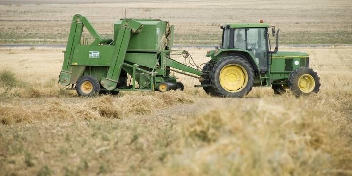Los agricultores exigen a Page que pague los 50 millones de euros que debe de las subvenciones pendientes