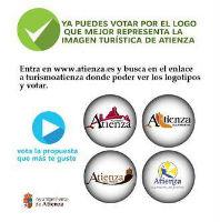 Atienza lanza una votación online para elegir logotipo turístico