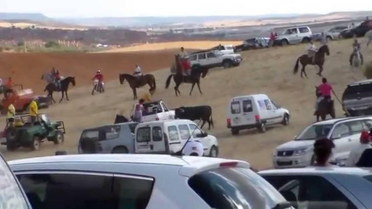 El Ayuntamiento de Torrejón del Rey consultará a sus vecinos si debe seguir pagando los gastos de los toros en fiestas
