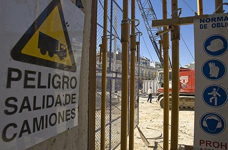 Aumenta el número de inspecciones para intentar frenar la siniestralidad laboral en la provincia