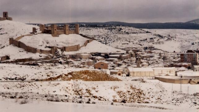 Se activa la alerta por nieve en Guadalajara