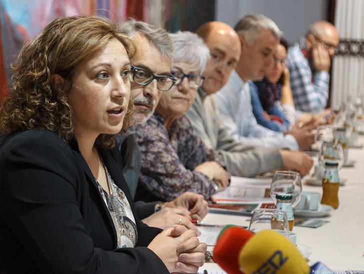 Este lunes se ha presentado el programa de sensibilización sobre la situación de los refugiados