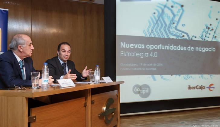 Carnicero subraya la importancia de las nuevas tecnologías para el desarrollo económico y empresarial