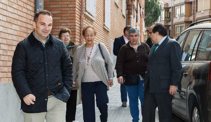 El lunes comenzaron las actuaciones de mejora integral de la Colonia Sanz Vázquez, Eras del Canario y alrededores