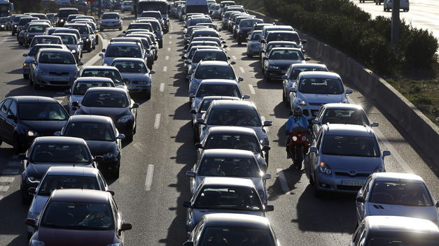La DGT prevé 110.000 desplazamientos durante el Puente de Mayo por las carreteras de Guadalajara