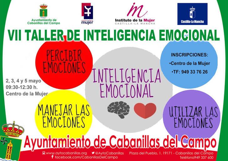 Séptima edición del Curso de Inteligencia Emocional del Centro de la Mujer de Cabanillas