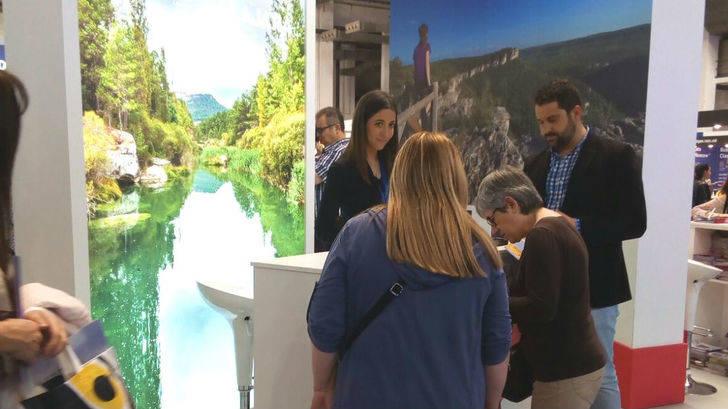 La Diputación promociona la provincia en la Feria B-TRAVEL de Barcelona
