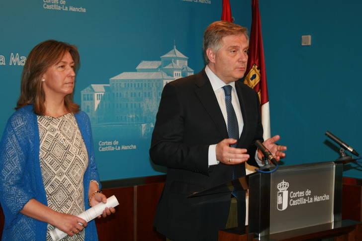 Cañizares y Guarinos denuncian que Page y Podemos materializan la mayor traición a Castilla-La Mancha con los presupuestos del engaño, la subida de impuestos y la merma de libertades