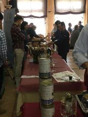 Gran éxito del I Salón Guadalajara Gourmet, celebrado en El Fogón del Vallejo de Alovera