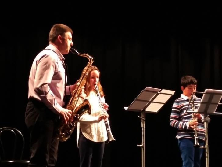 Culminan las audiciones del segundo trimestre de la Escuela Municipal de Música de Cabanillas