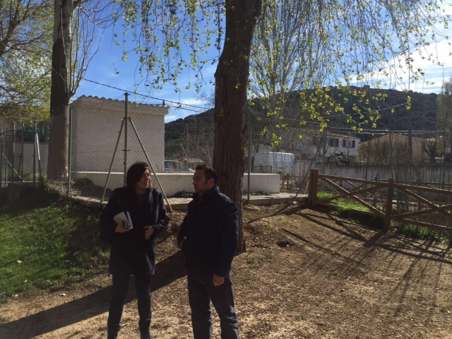 El equipo de Gobierno traslada a los alcaldes pedáneos su compromiso con los barrios anexionados
