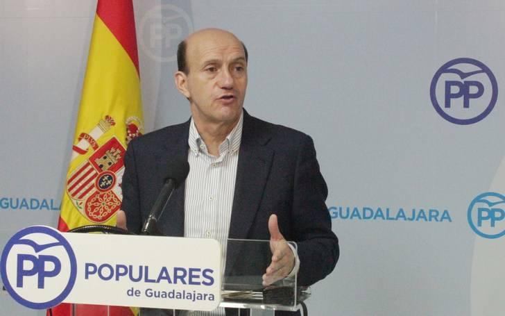 """Juan Pablo Sánchez: """"España necesita un gobierno serio, responsable y que garantice la unidad de España"""""""