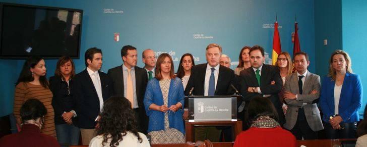 El GPP denuncia que Page convierte las Cortes regionales en un cortijo en el que impone su ley, saltándose los principios democráticos y parlamentarios