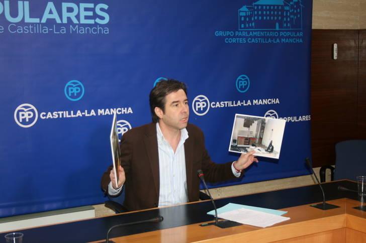 """Robisco: """"La Sanidad de Castilla-La Mancha con Page y Podemos está en su peor momento"""""""