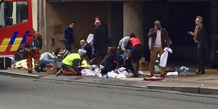 Los jóvenes de Cabanillas que estaban en Bruselas se encuentran bien