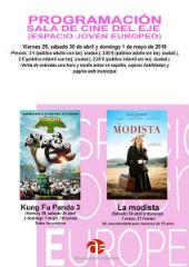 La oferta cultural del fin de semana en Azuqueca incluye cine, exposiciones y teatro