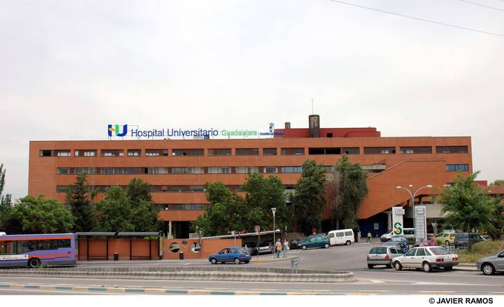 Ingresa en la UVI una mujer tras ser atropellada en Guadalajara