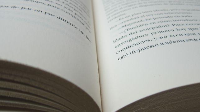 Siempre al menos un libro abierto