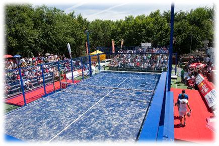 El mayor evento de pádel de Guadalajara, en junio en el Club de Campo