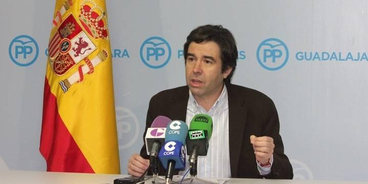 """Robisco: """"Con Page el paro sube en Castilla-La Mancha en 3.500 personas en el último trimestre"""""""
