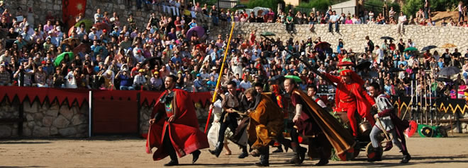 El Festival Medieval de Hita gana el VI Premio Álvar Fáñez