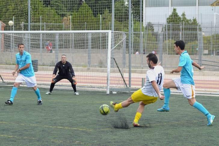 La XVII Liga Municipal de Fútbol 7 de Azuqueca ya tiene campeones