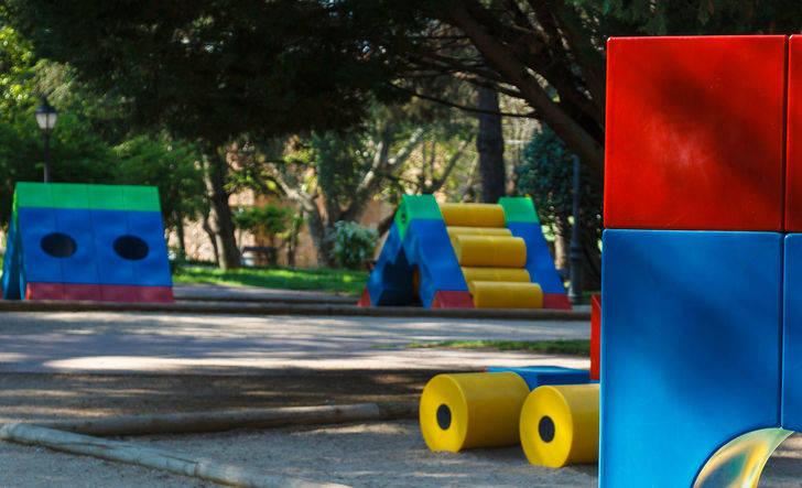 Avanza a buen ritmo el Plan de Mejora de Juegos Infantiles