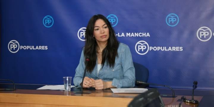 Alonso denuncia que Page provoca una parálisis parlamentaria permanente en las Cortes de Castilla-La Mancha