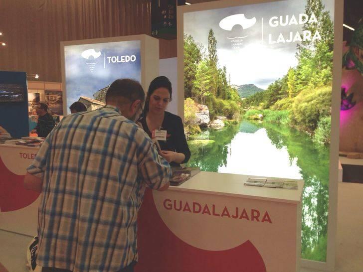 La Diputación muestra en la Feria ExpoVacaciones de Bilbao los atractivos turísticos de la provincia