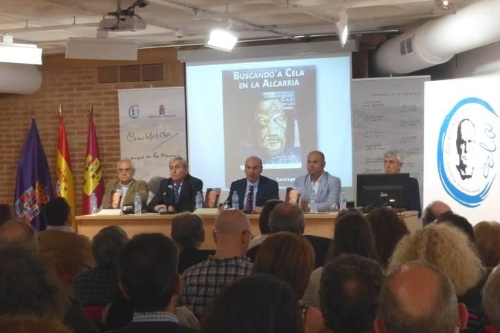 La Diputación reedita 'Buscando a Cela en la Alcarria' en el centenario del nacimiento del Premio Nobel