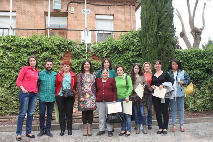 Cabanillas clausuró el Curso de Inteligencia Emocional del Centro de la Mujer
