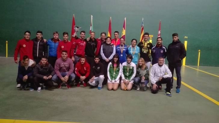 El Campeonato de España de Paleta Goma se ha celebrado en Guadalajara