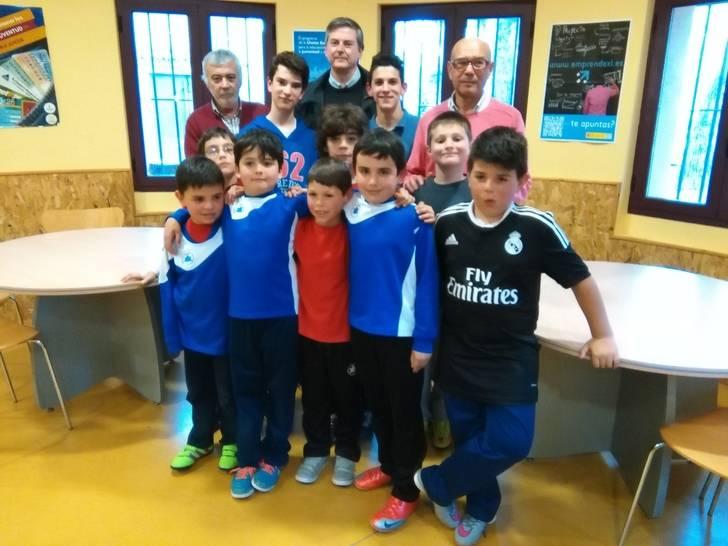 Disputado el torneo fin de curso de la Escuela de Ajedrez de Sigüenza