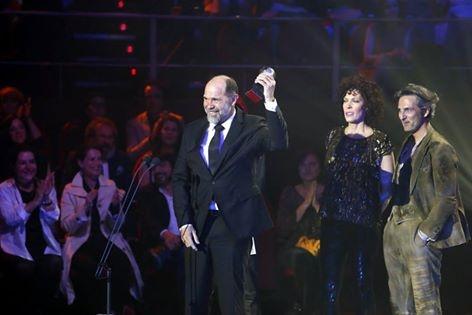 El actor yunquerano Joaquín Notario ha sido galardonado en la XIX Gala de los Premios Max de las Artes Escénicas
