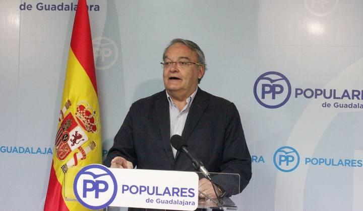 """De las Heras: """"En el PP las políticas sociales empiezan por la familia y el empleo"""""""