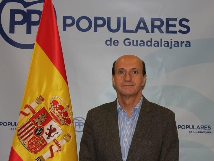 """Juan Pablo Sánchez: """"Con Rajoy al frente del Gobierno de España es una realidad que el paro disminuye"""""""