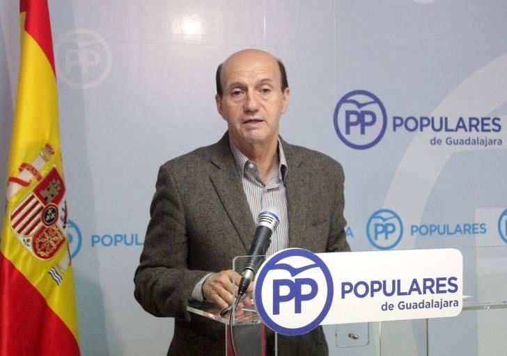 """Juan Pablo Sánchez: """"El PP es el único partido que puede garantizar que sus votos no terminarán apoyando a otro candidato que no sea el suyo"""""""