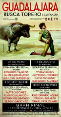 Guadalajara busca Torero ya tiene carteles