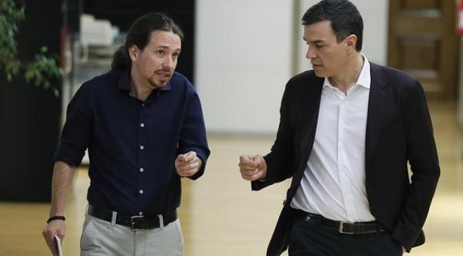 """El PP cree que habrá un acuerdo de """"ultima hora"""" entre Page y Podemos para ir en listas conjuntas al Senado"""