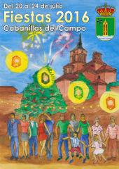 El cartel de Fiestas de Cabanillas sale este año de un concurso entre alumnos de la Escuela de Arte