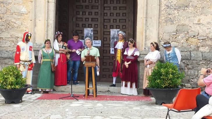 Arbancón regresó al pasado para celebrar su título de villa