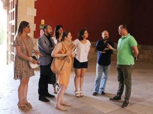 """Marta Rivera, de Ciudadanos: """"En España debemos de apostar por un turismo de rutas culturales, de rutas gastronómicas y rutas históricas"""""""
