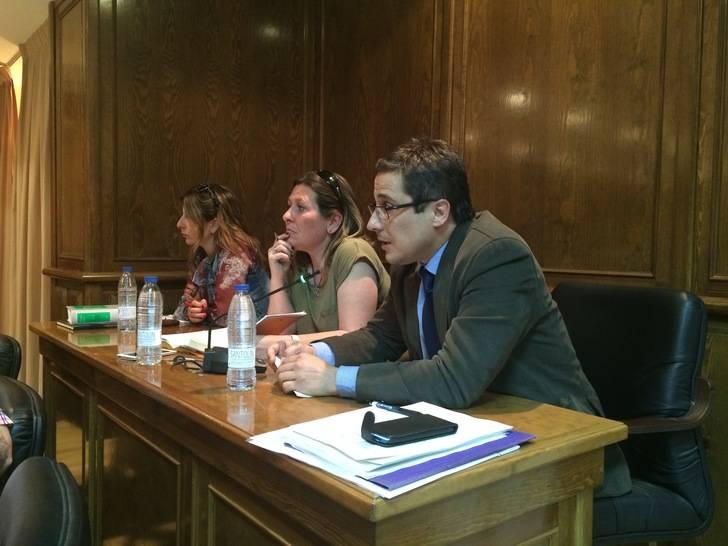 Ciudadanos Alovera defiende en el Pleno la búsqueda de soluciones sin excusas contra la masificación del instituto