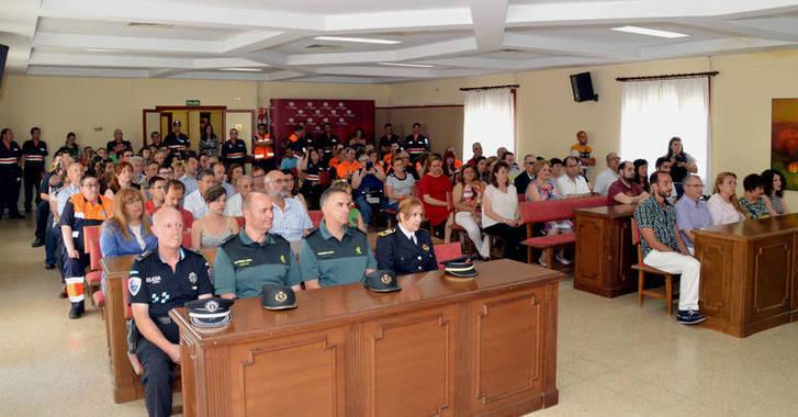La Agrupación de Protección Civil de Azuqueca celebró su XXV Aniversario