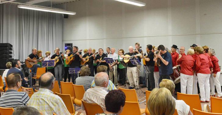La Fiesta del Verano de Azuqueca se despidió con una actuación musical