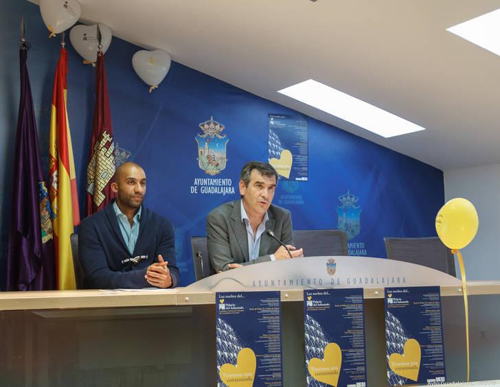 """El Ayuntamiento programa """"Las noches del Palacio del Infantado"""" para promocionar su candidatura a Patrimonio Mundial"""
